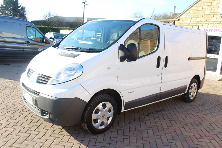 RENAULT TRAFIC SL27 DCI 115 L1 H1 SWB LOW ROOF - 7060 - 8