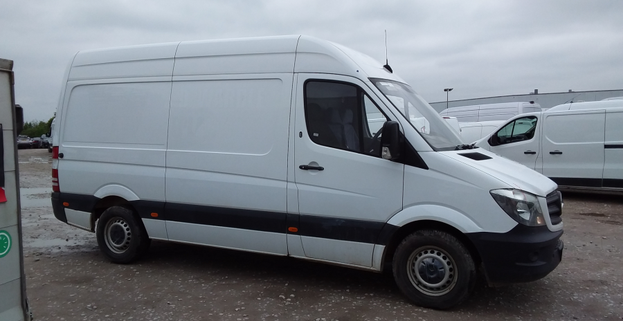 MERCEDES SPRINTER 314 CDI 140 MWB HIGH ROOF - 10876 - 3