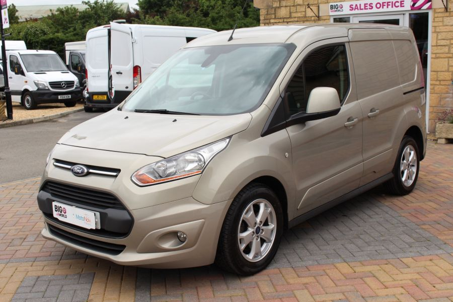 FORD TRANSIT CONNECT 200 TDCI 115 L1 H1 LIMITED SWB LOW ROOF - 9459 - 9