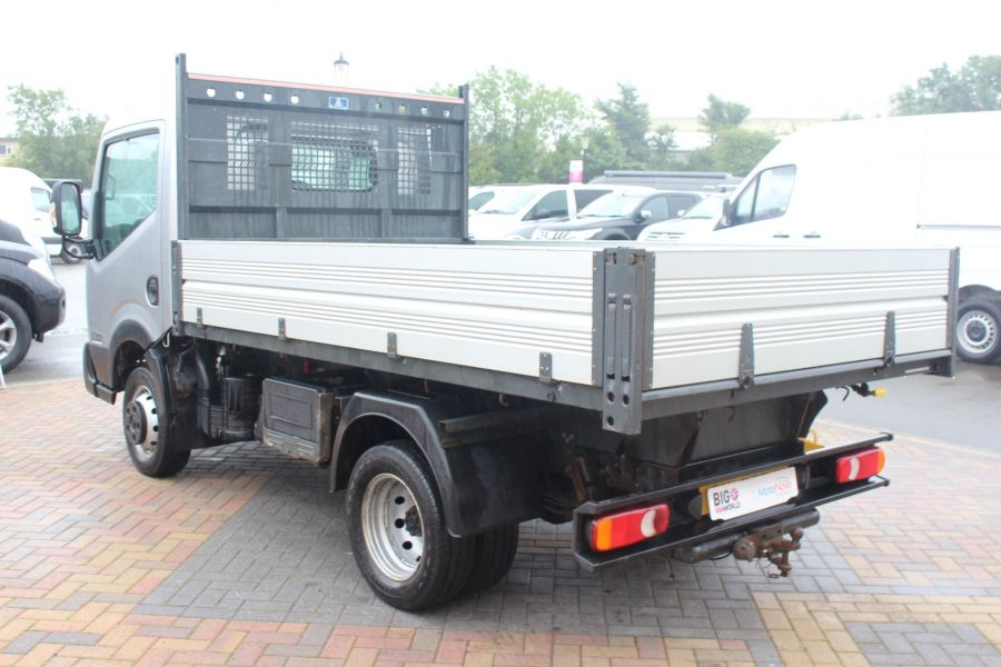 NISSAN NT400 CABSTAR DCI 35.14 SWB ALLOY TIPPER - 6520 - 15