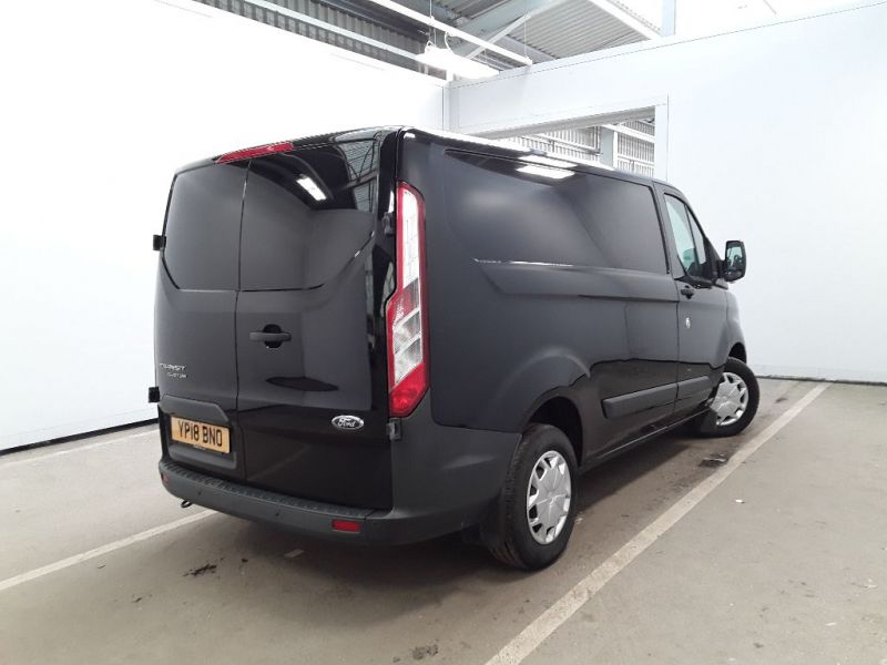 FORD TRANSIT CUSTOM 290 TDCI130 L1H1 TREND SWB LOW ROOF FWD - 12640 - 3