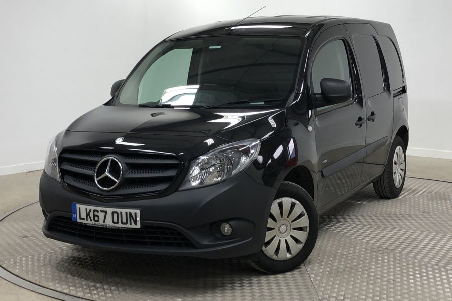 MERCEDES CITAN 109 CDI 90 BLUEEFFICIENCY LWB LOW ROOF  (14164) - 12409 - 5