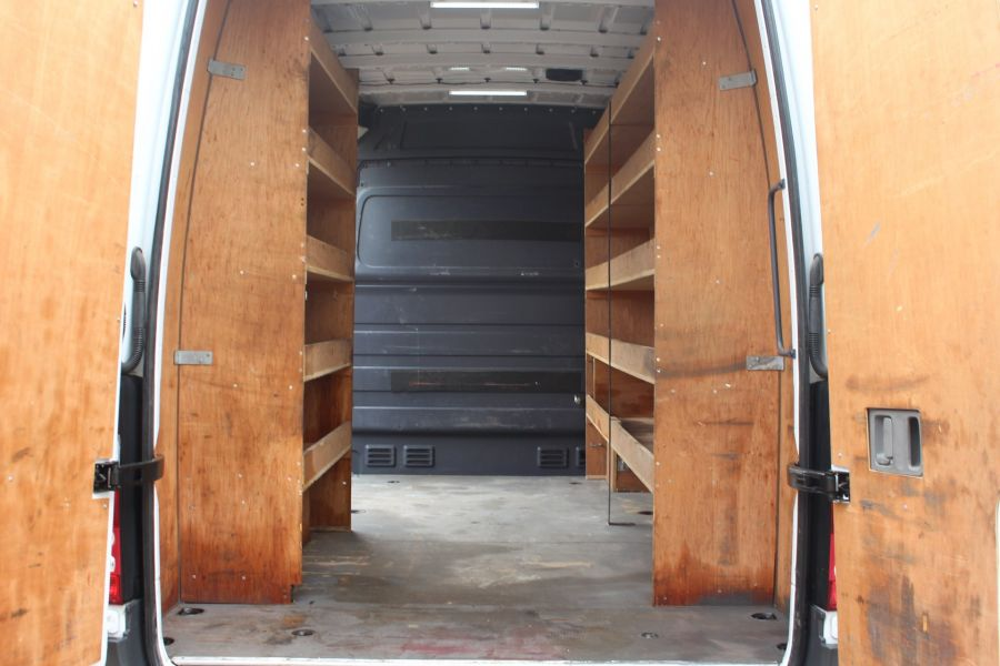 MERCEDES SPRINTER 316 CDI MWB HIGH ROOF - 6253 - 21
