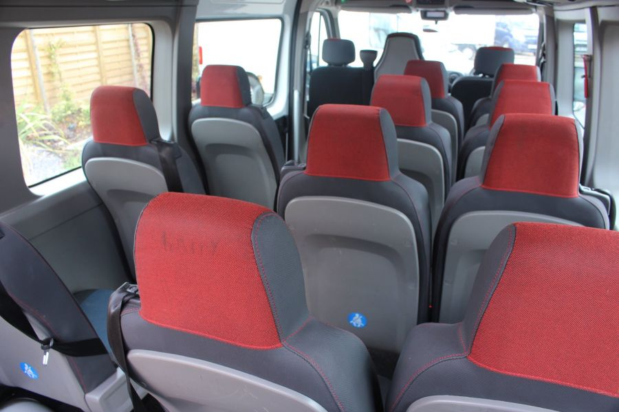 RENAULT MASTER LM39 DCI 125 COACH BUILT 17 SEAT BUS LWB MEDIUM ROOF - 6198 - 31