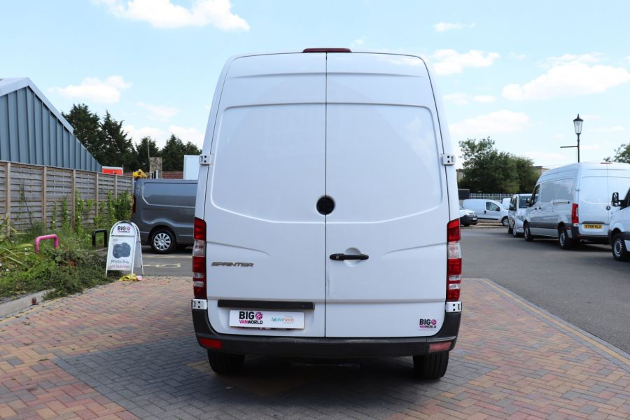 MERCEDES SPRINTER 313 CDI 129 SWB HIGH ROOF - 10755 - 7