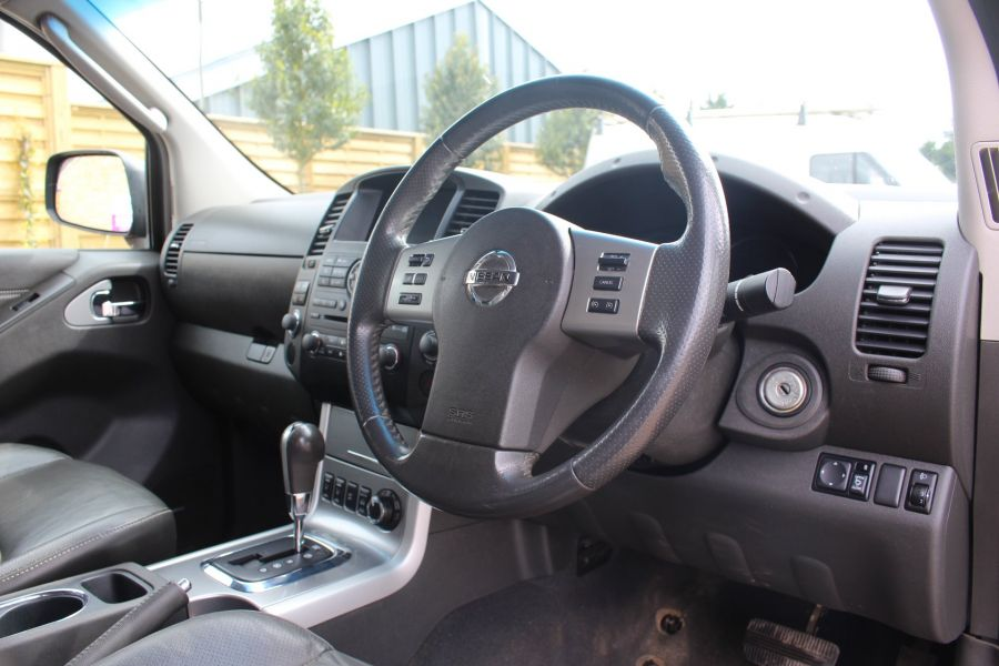 NISSAN NAVARA OUTLAW 3.0 DCI 231 4X4 DOUBLE CAB - 4546 - 12