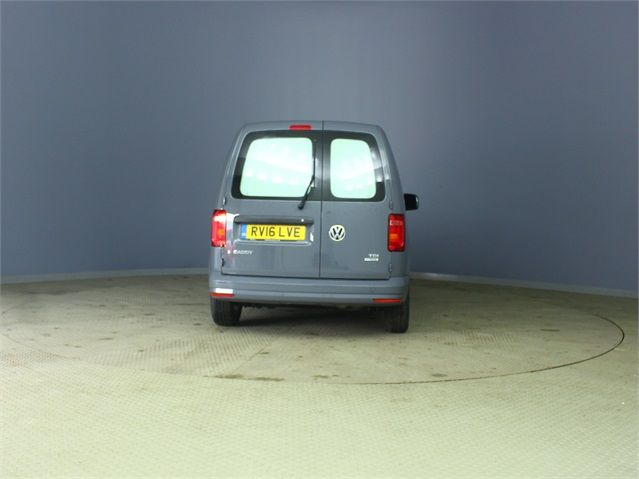 VOLKSWAGEN CADDY C20 TDI 102 HIGHLINE - 7421 - 3
