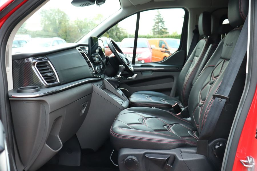 FORD TOURNEO CUSTOM TDCI 130 L2H1 TITANIUM X MOTION R 8 SEAT BUS - 10188 - 32