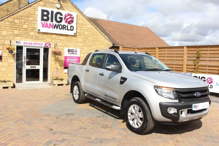FORD RANGER WILDTRAK TDCI 200 4X4 DOUBLE CAB  - 8201 - 3