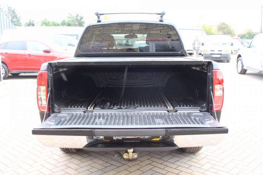 NISSAN NAVARA DCI TEKNA CONNECT 4X4 DOUBLE CAB - 5202 - 5