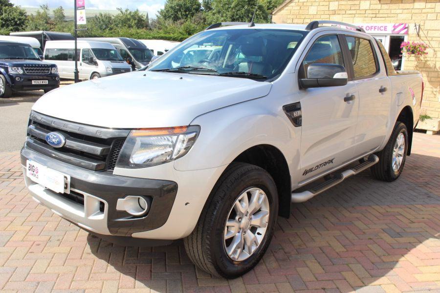 FORD RANGER WILDTRAK TDCI 200 4X4 DOUBLE CAB  - 8201 - 8