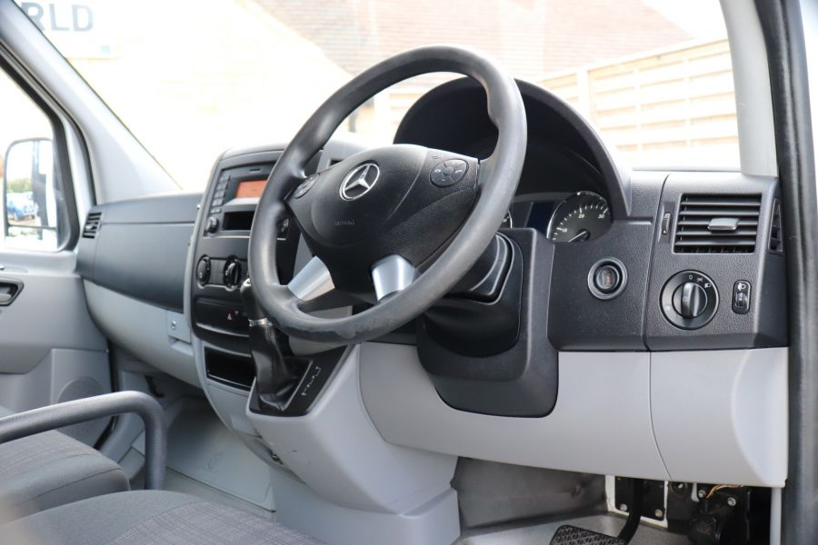 MERCEDES SPRINTER 313 CDI 129 MWB SINGLE CAB CHASSIS - 12090 - 3