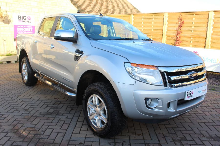 FORD RANGER TDCI 150 LIMITED 4X4  DOUBLE CAB - 6981 - 3