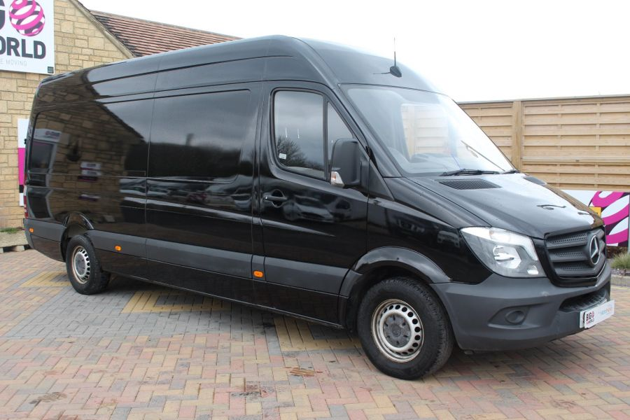 MERCEDES SPRINTER 313 CDI LWB HIGH ROOF - 7282 - 1