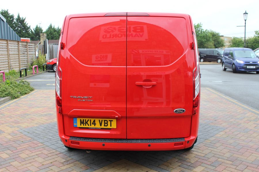 FORD TRANSIT CUSTOM 290 TDCI 125 L1 H1 LIMITED SWB LOW ROOF FWD - 9268 - 6