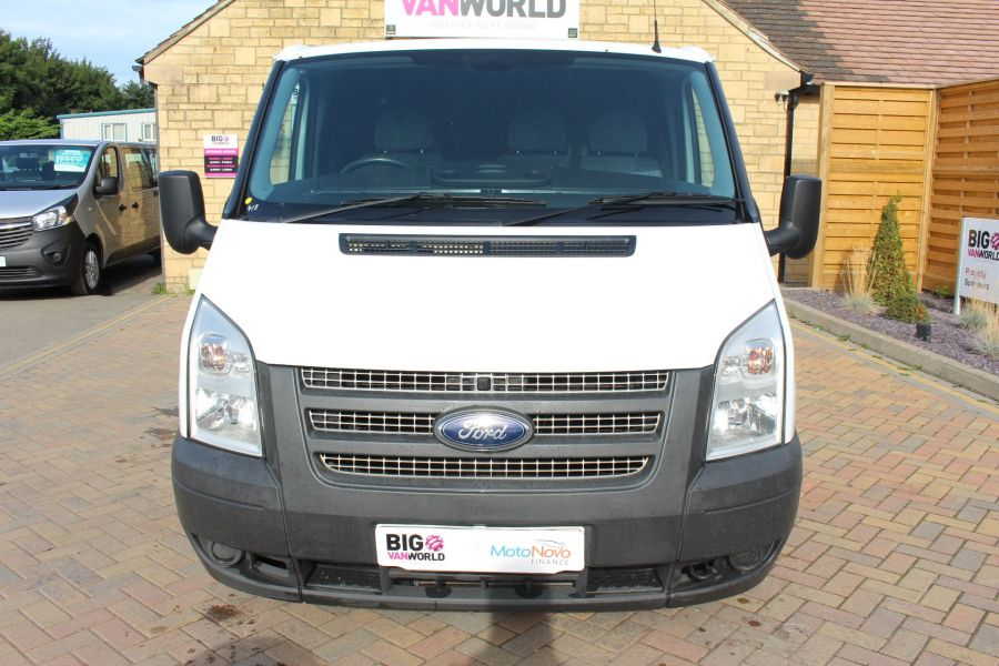 FORD TRANSIT 300 TDCI 100 SWB LOW ROOF FWD - 6546 - 9