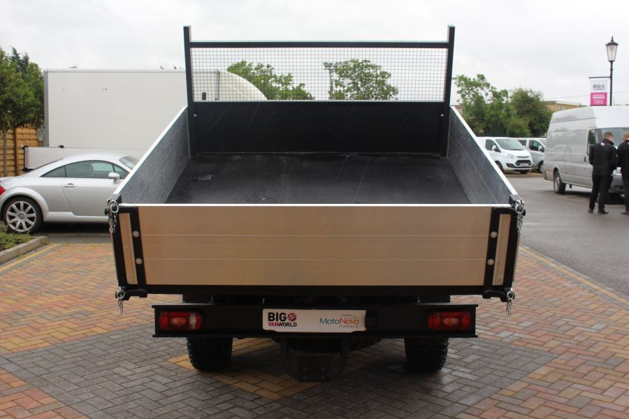 FORD RANGER XL 4X4 TDCI SUPER CAB ALLOY TIPPER - 6055 - 6