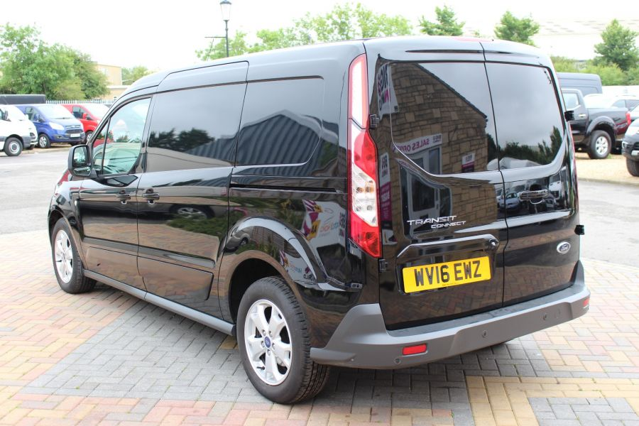 FORD TRANSIT CONNECT 240 TDCI 115 L2 H1 LIMITED LWB LOW ROOF - 9355 - 7