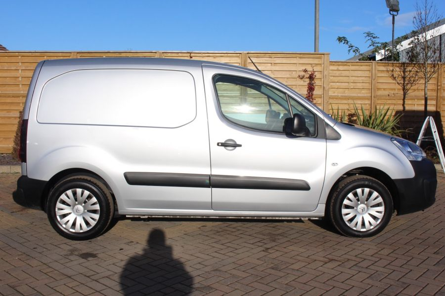 CITROEN BERLINGO 625 BLUE HDI 75 L1 H1 ENTERPRISE SWB LOW ROOF - 6994 - 4