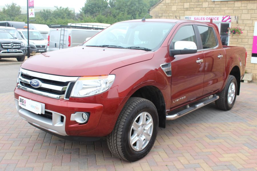 FORD RANGER TDCI 150 LIMITED 4X4 DOUBLE CAB - 8027 - 8