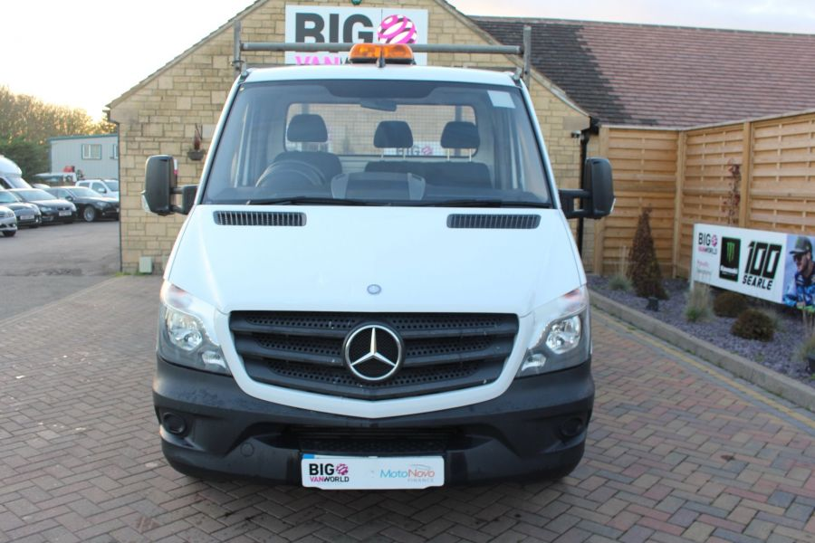 MERCEDES SPRINTER 313 CDI LWB ALLOY DROPSIDE - 6901 - 9