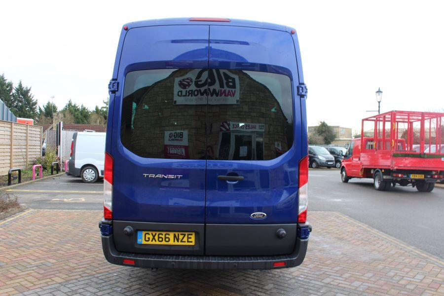 FORD TRANSIT 460 TDCI 125 TREND L4 HIGH ROOF 17 SEAT BUS - 8546 - 6