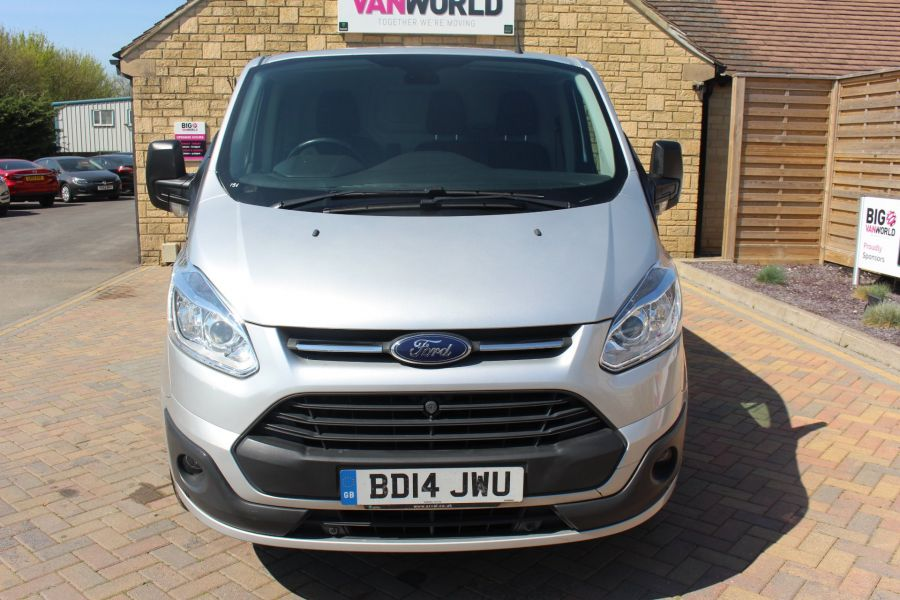 FORD TRANSIT CUSTOM 290 TDCI 100 L1 H1 TREND SWB LOW ROOF FWD - 9175 - 9