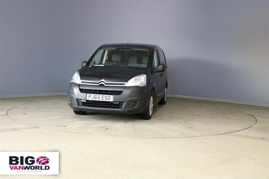 CITROEN BERLINGO 625 BLUEHDI 100 LX L1H1 ETG6 SWB LOW ROOF - 10165 - 6
