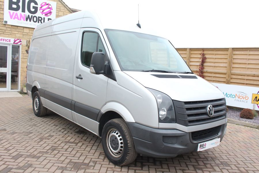 VOLKSWAGEN CRAFTER CR35 TDI MWB HIGH ROOF - 7130 - 3