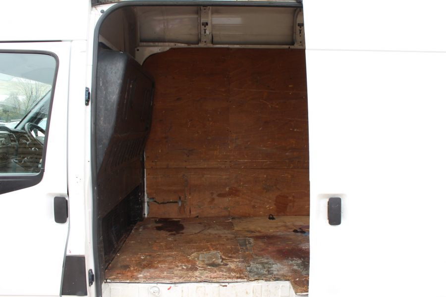 FORD TRANSIT 350 TDCI LWB HIGH ROOF - 5996 - 18