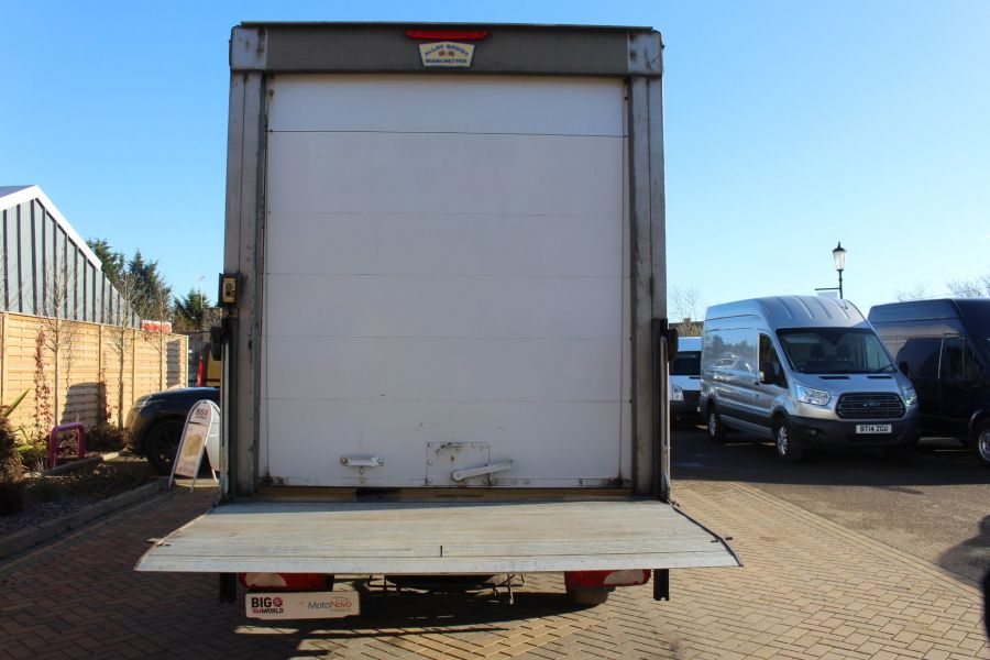 MERCEDES SPRINTER 313 CDI LWB CURTAIN SIDE BOX WITH TAIL LIFT - 6946 - 17
