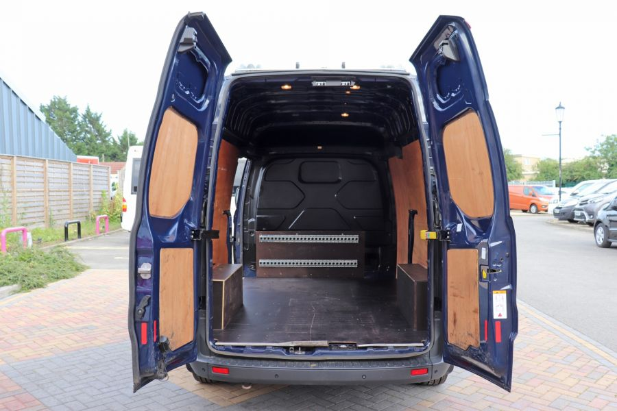 FORD TRANSIT CUSTOM 310 TDCI 100 L2H2 LWB HIGH ROOF FWD - 9697 - 34
