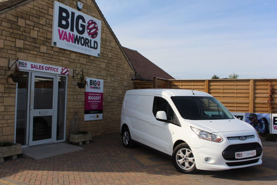 FORD TRANSIT CONNECT 240 TDCI 115 LIMITED L2 H1 LWB - 6165 - 1