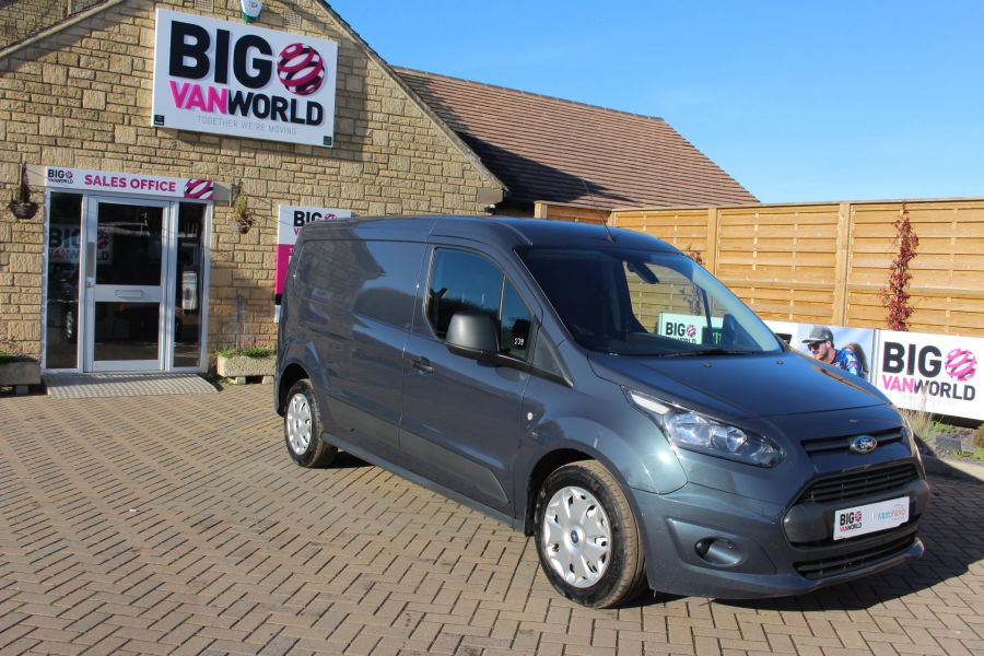 FORD TRANSIT CONNECT 240 TDCI 115 L2 H1 TREND LWB LOW ROOF - 6965 - 2