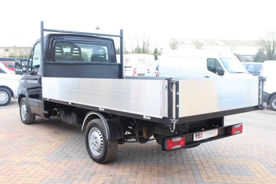IVECO DAILY 35S13 SINGLE CAB ALLOY TIPPER - 5432 - 15