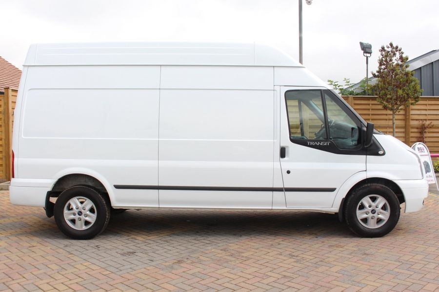 FORD TRANSIT 350 TDCI 125 LIMITED LWB HIGH ROOF FWD - 4893 - 4