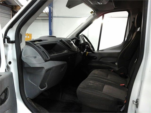 FORD TRANSIT 350 TDCI 125 L3 H3 LWB HIGH ROOF FWD - 6987 - 7