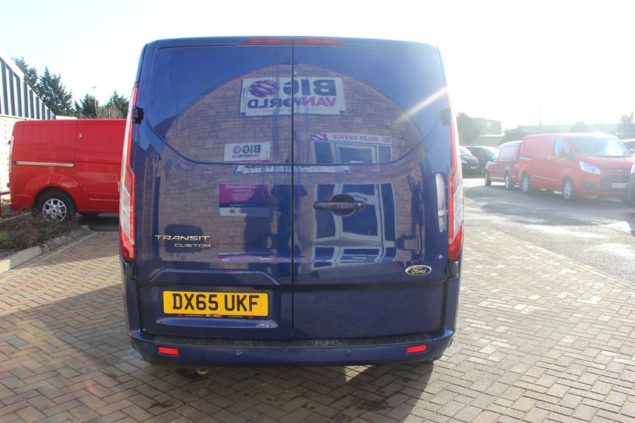 FORD TRANSIT CUSTOM 290 TDCI 155 L1 H1 LIMITED SWB LOW ROOF - 8952 - 6