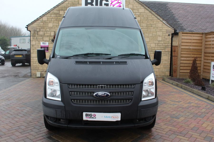 FORD TRANSIT 350 TDCI 100 LWB HIGH ROOF RWD - 7148 - 9