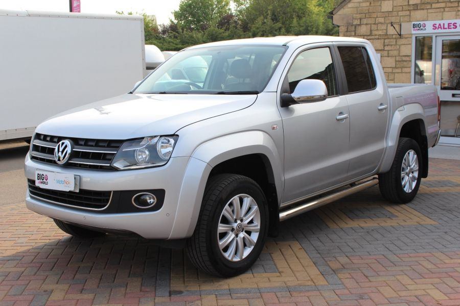 VOLKSWAGEN AMAROK DC BITDI 180 HIGHLINE 4MOTION DOUBLE CAB - 9182 - 9