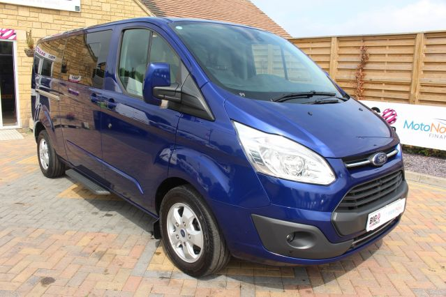 Used FORD TOURNEO CUSTOM in Used Vans Swindon for sale
