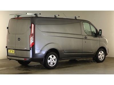 FORD TRANSIT CUSTOM 270 TDCI 130 L1H1 LIMITED SWB LOW ROOF  - 12487 - 4