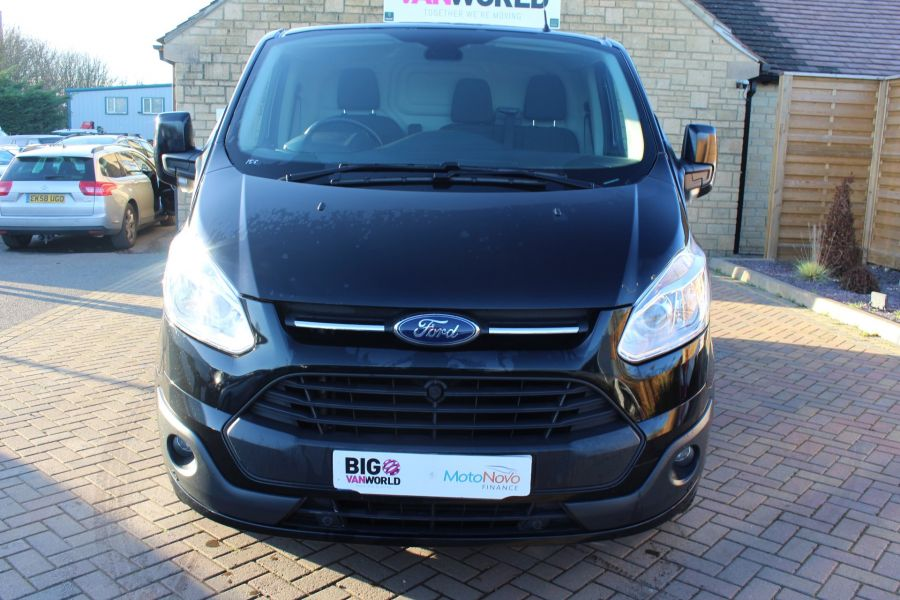 FORD TRANSIT CUSTOM 290 TDCI 125 L1 H1 LIMITED SWB LOW ROOF FWD - 6984 - 9