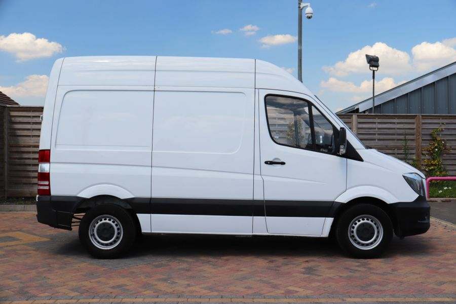 MERCEDES SPRINTER 313 CDI 129 SWB HIGH ROOF - 10755 - 5