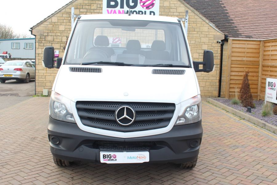 MERCEDES SPRINTER 313 CDI ALLOY DROPSIDE - 6947 - 9