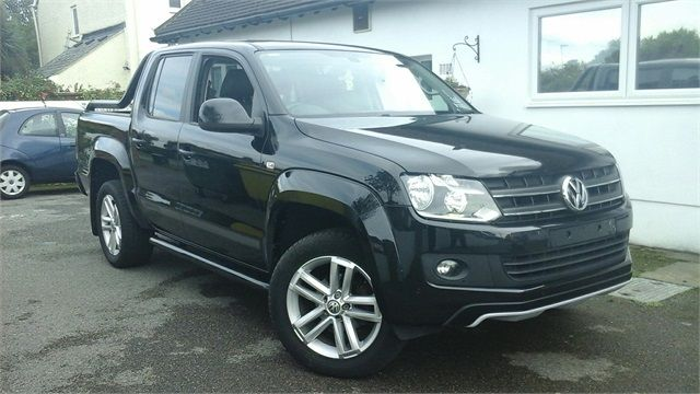 VOLKSWAGEN AMAROK A32 BITDI 180 CANYON 4MOTION SPECIAL EDITION DOUBLE CAB AUTO WITH ROLL'N'LOCK TOP - 6869 - 1