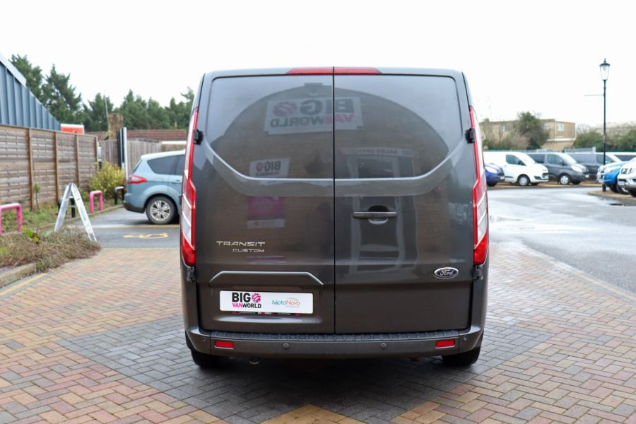 FORD TRANSIT CUSTOM 290 TDCI 170 L1H1 LIMITED SWB LOW ROOF FWD - 10514 - 7