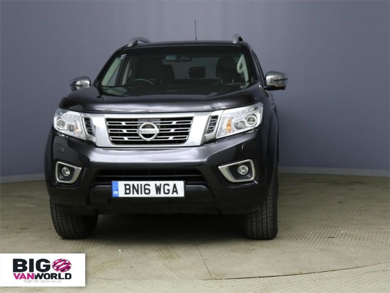 NISSAN NP300 NAVARA DCI 190 TEKNA 4X4 DOUBLE CAB WITH ROLL'N'LOCK TOP - 9186 - 6