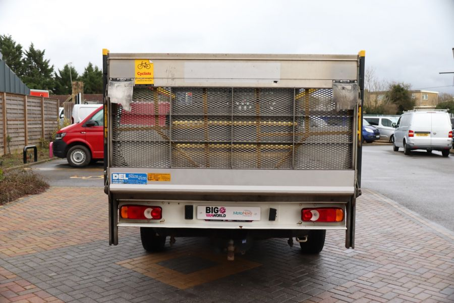 CITROEN RELAY 35 HEAVY HDI 150 ENTERPRISE L4 'ONE STOP' ALLOY DROPSIDE WITH TAIL LIFT - 10284 - 7