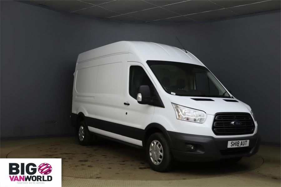 FORD TRANSIT 350 TDCI 130 L3H3 TREND LWB HIGH ROOF - 10951 - 1